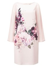Jacques Vert petite kyoto bloom tunic dress