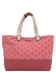 Brakeburn shell beach bag
