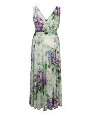 Scarlett and Jo plus Nancy Marilyn maxi dress