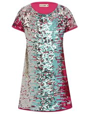Kite and Cosmic two way sequin dress