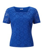 Precis Petite lace square neck top