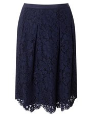 Precis Petite Lucy lace skirt