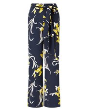 Jacques Vert printed trouser