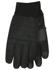 Thinsulate padded gloves