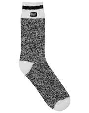 Heat Holder twist knit socks