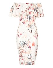 Izabel bardot floral dress