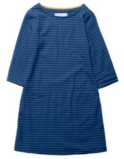 Brakeburn cotton swing dress