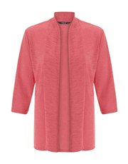 TIGI tissue edge-to-edge cardigan