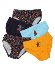 The Gruffalo briefs five pack