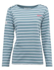 Brakeburn stripe top