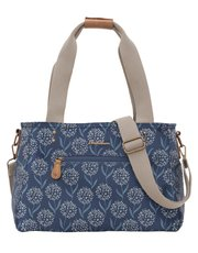 Brakeburn flower shoulder bag