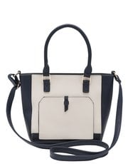 Colourblock wing tote bag