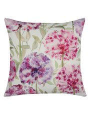 Military Wives Choirs floral print cushion