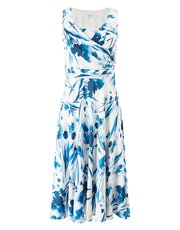 Jacques Vert soft print dress