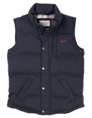 Brakeburn paded gilet