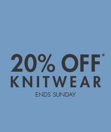 knitwear weekend deal