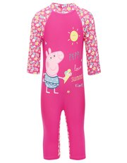 Peppa Pig sunsafe swimsuit