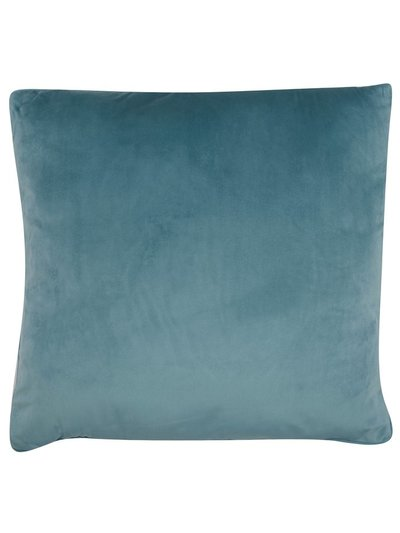 Velour cushion