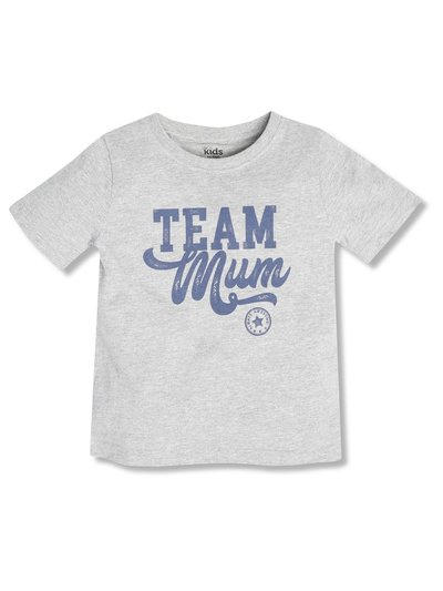 Team mum t-shirt (3-12yrs)