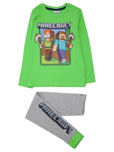 Minecraft pyjamas (5-12yrs)