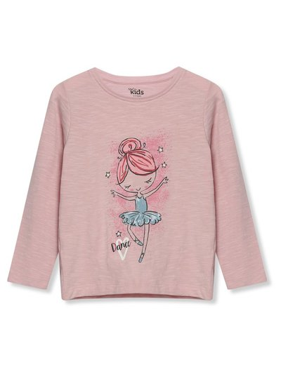 Ballerina long sleeve t-shirt (9mths-5yrs)