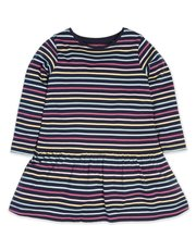 Stripe dress (9mths-5yrs)