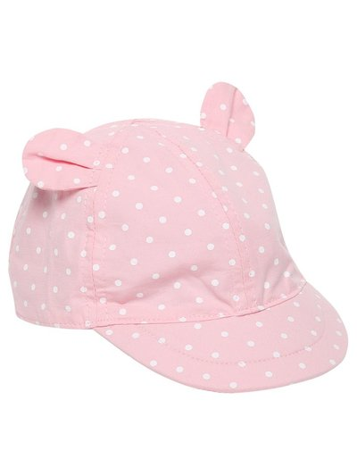 Bunny ear hat (newborn-24mnths)