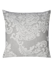 Baroque print cushion