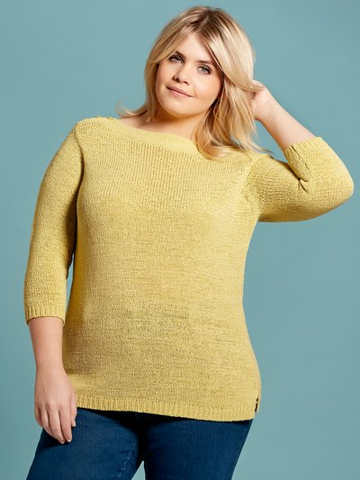 Plus button trim jumper