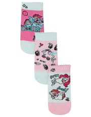 My Little Pony trainer socks three pack