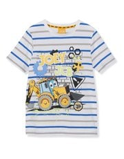 JCB t-shirt (18 mths - 6 yrs)