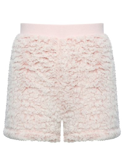 Teen fleece shorts