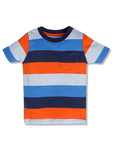 Striped t-shirt (9mths-5yrs)