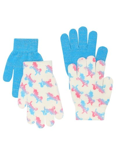 Magic unicorn gloves two pack