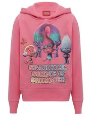 Trolls hooded sweater