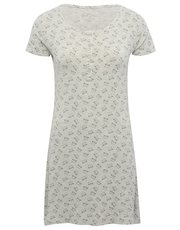 Cat print nightdress