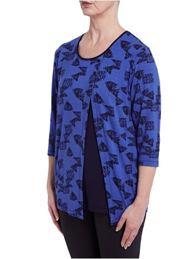 TIGI layered top
