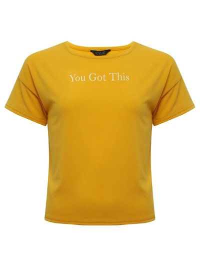 Teen you got this slogan t-shirt