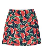 Watermelon swim skirt