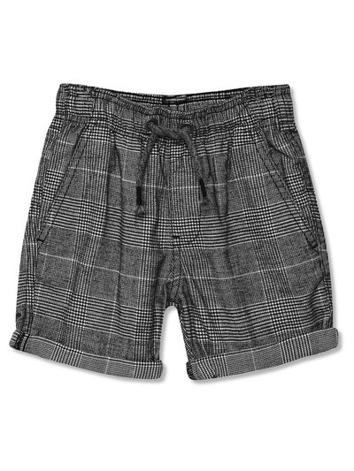 Checked shorts (3yrs-12yrs)