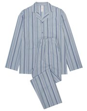 Stripe cotton pyjama set
