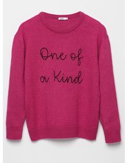 Khost Clothing slogan jumper