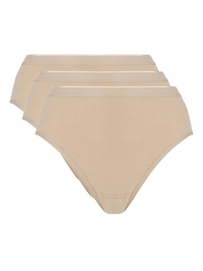 Ten Cate basic hi-leg brief 3 pack