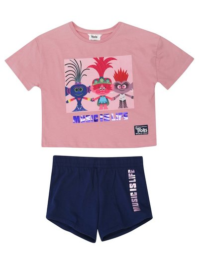 Trolls pyjamas (3-10yrs)