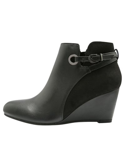 Antilles wedge ankle boot