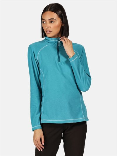 Womens Montes Half Zip Fleece