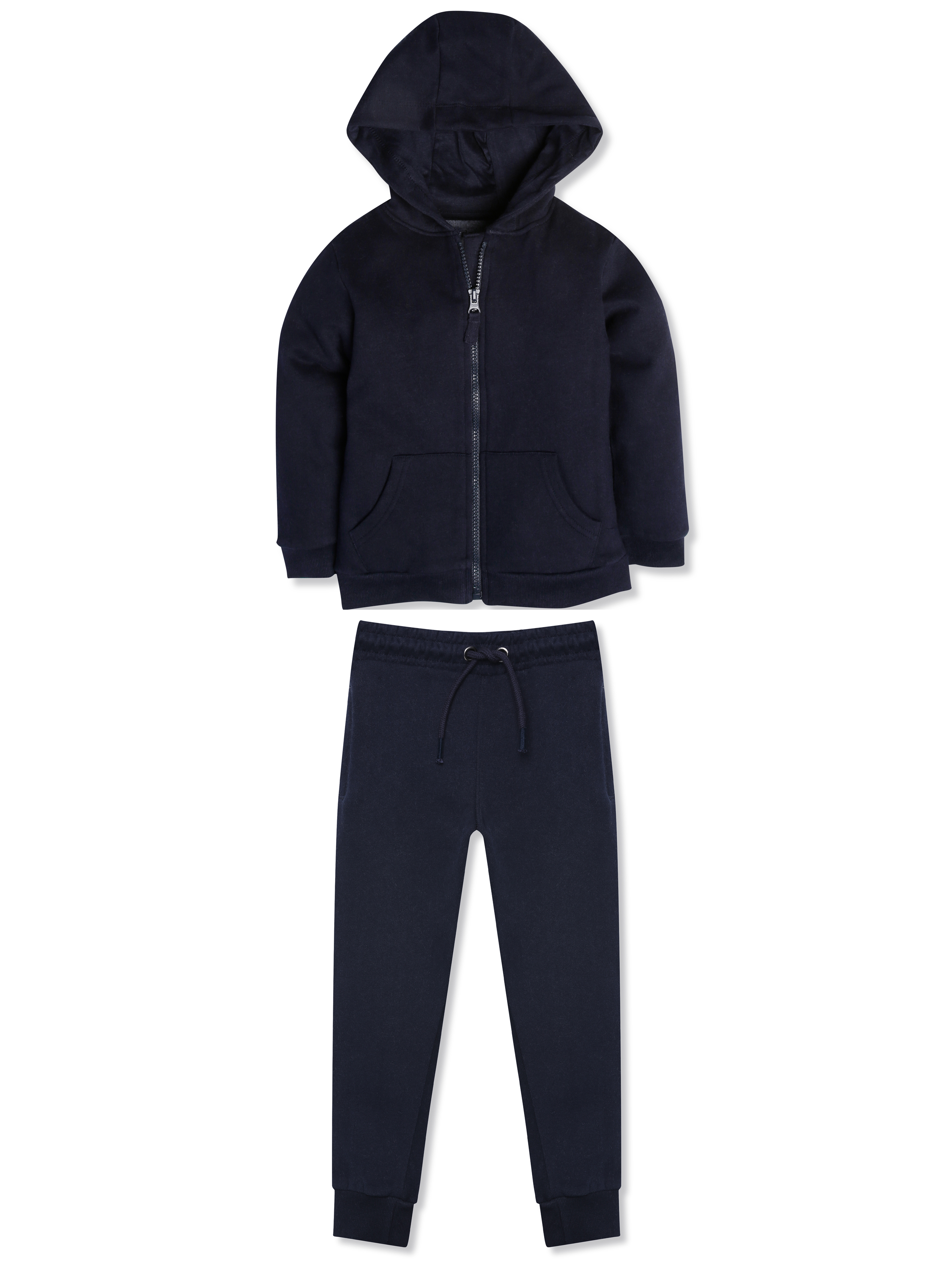 Navy Hoodie and Jogger Set (3-12yrs)