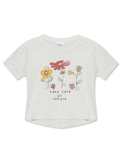 Take care of nature t-shirt (9mths-5yrs)