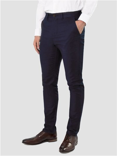 Steel & Jelly Slim Fit Cotton Stretch Chinos