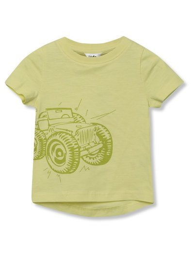 Monster truck graphic t-shirt (9mths-5yrs)